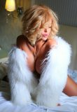 Happy Romantic Time Together Czech Escort Tania Tecom - Shower Together