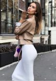 VIP British Model Luna Dubai Marina - Passionate Kissing