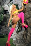 Divine Czech Megany Definitely Outstanding Escorts Service Downtown - Big Beautiful Woman
