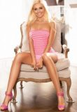 Fresh Sweet Escort Claudia Tecom - Threesome