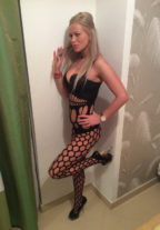 Dark Blond Romanian Ema Naughty A-Level +971561404682 Dubai