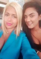 Blonde Kristina American +9095050100 Dubai