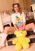 Horny Czech Escort Lady UAE Andula - Doggystyle Position Sex