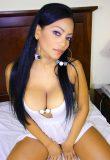 Natural Big Boobs Escort Salma Al Barsha +971554757622 - Dubai Petite Girl