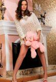 Inspiring Russian Escort Nastya Sweeten Up Your Evening Tecom +79256147376 - Dubai Young Girl