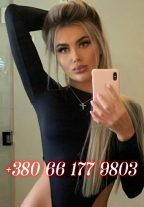 New In City Escort Natalina +380661779803 Dubai